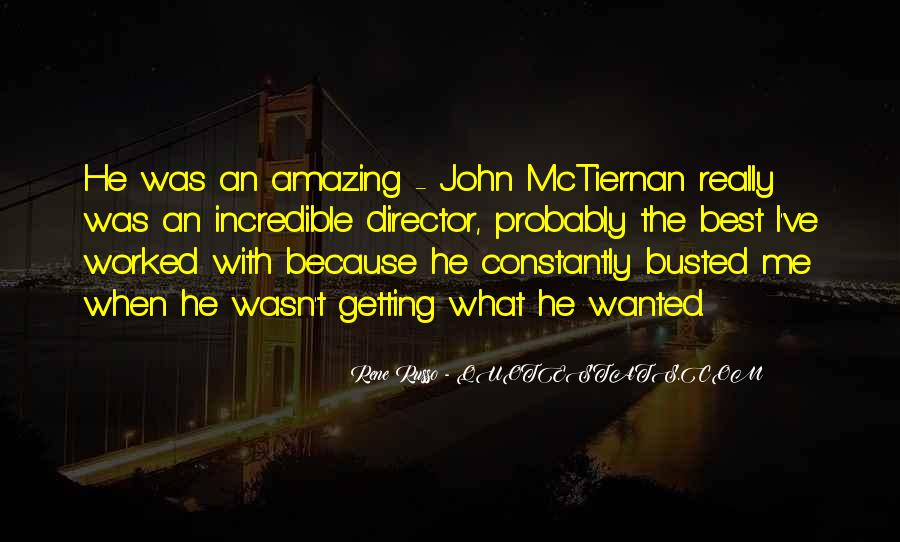 He Was Amazing Quotes #836496