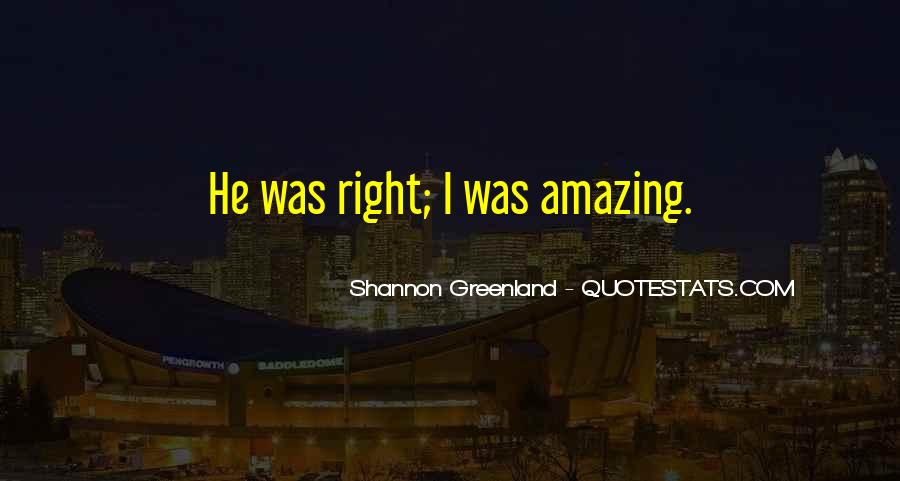 He Was Amazing Quotes #838646