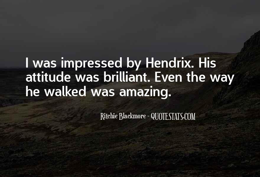 He Was Amazing Quotes #872029