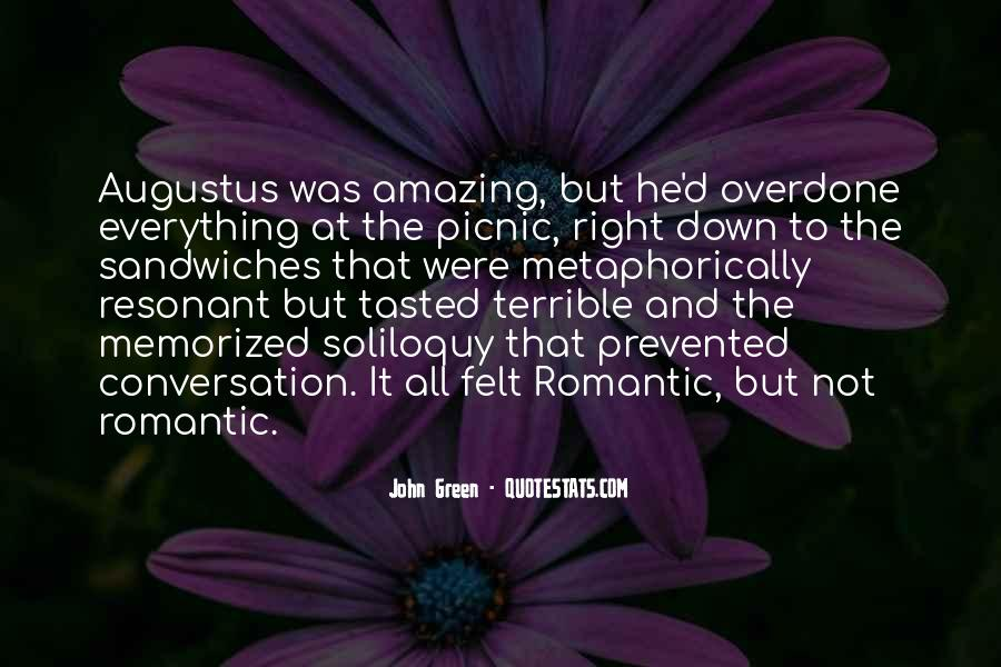He Was Amazing Quotes #928297