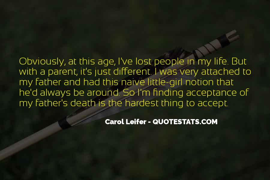 He Was My Life Quotes #156341