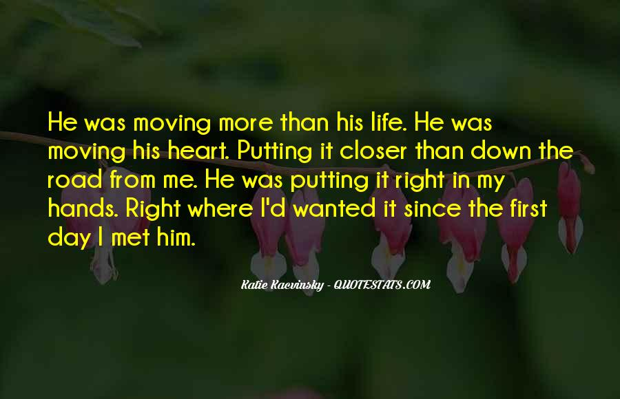 He Was My Life Quotes #174631