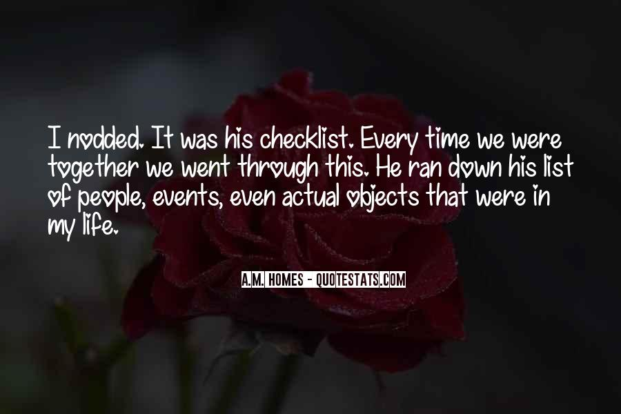 He Was My Life Quotes #218420
