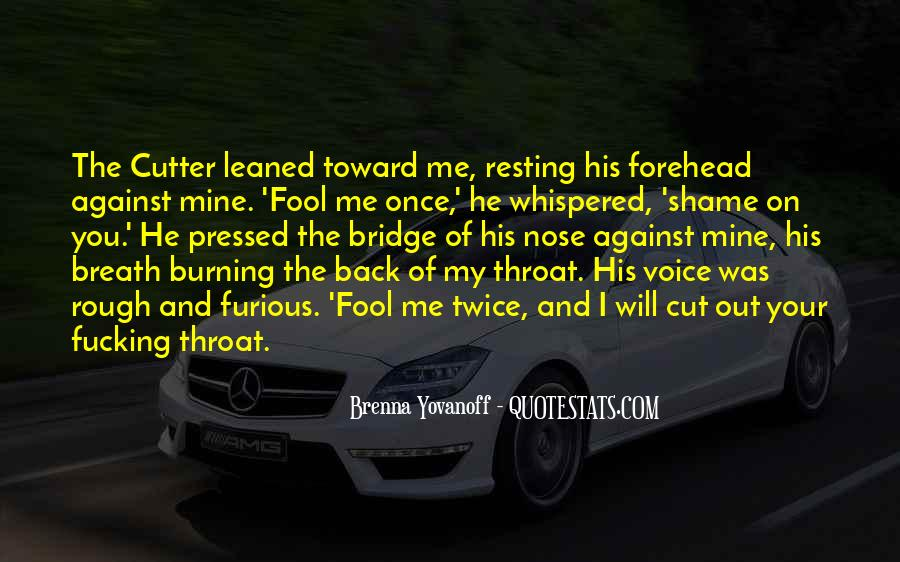 He Was Once Mine Quotes #1575553