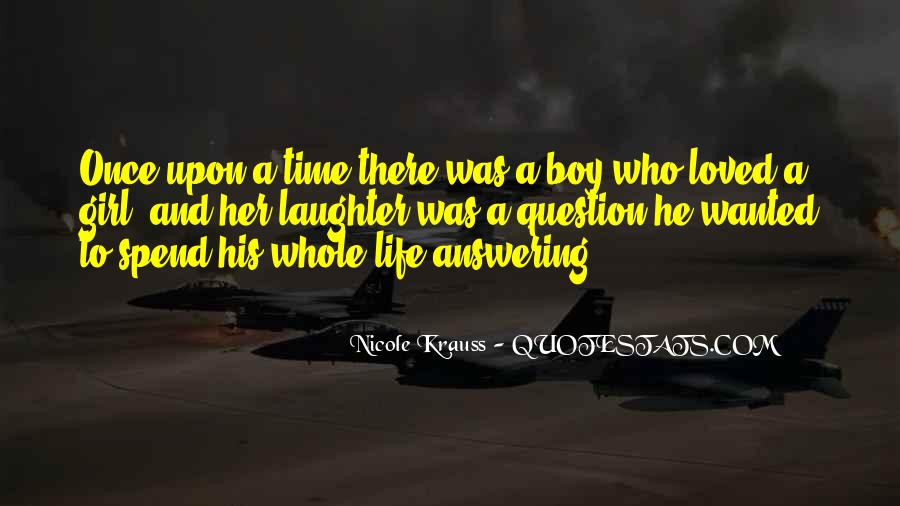 He Was Once Mine Quotes #279