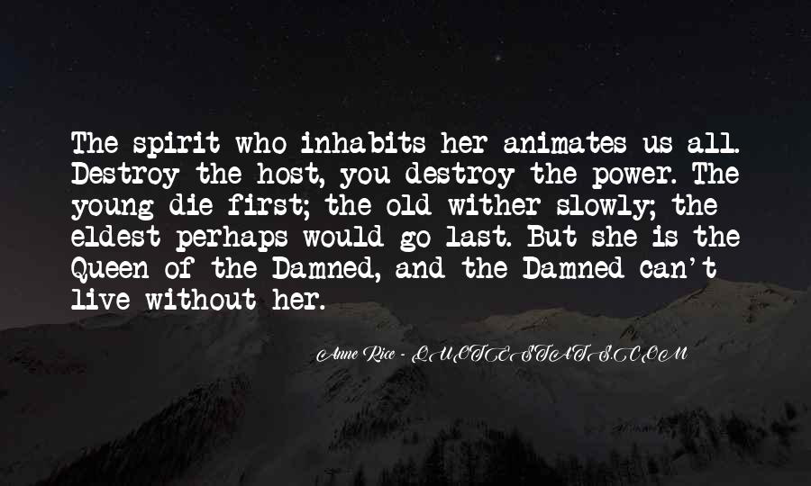 He Was Too Young To Die Quotes #30662