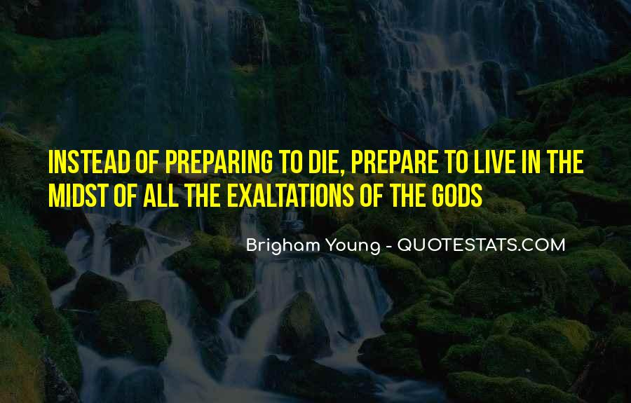 He Was Too Young To Die Quotes #39089