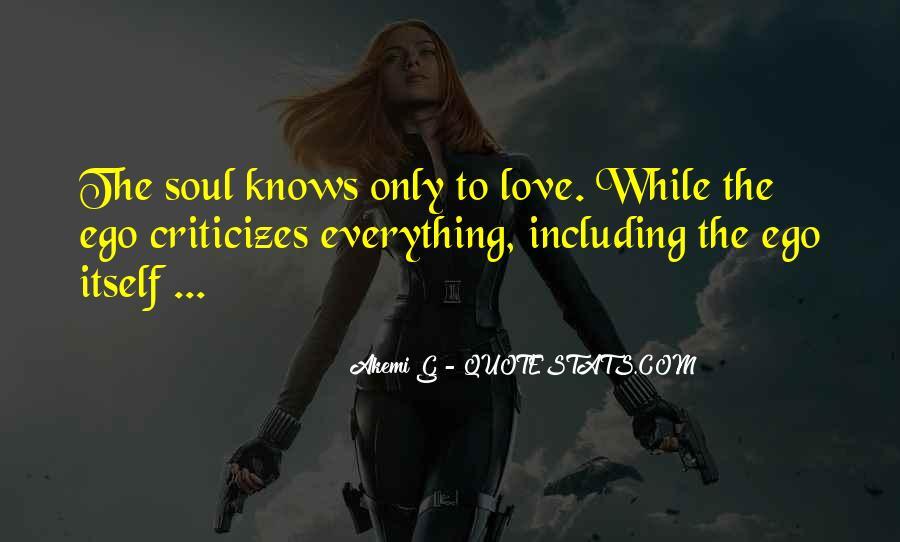 He Who Criticizes Quotes #101531