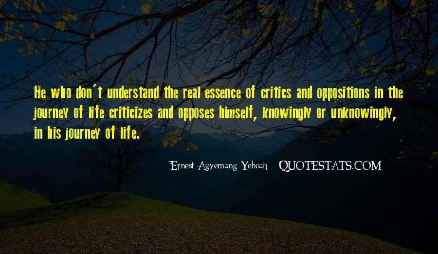 He Who Criticizes Quotes #1164965