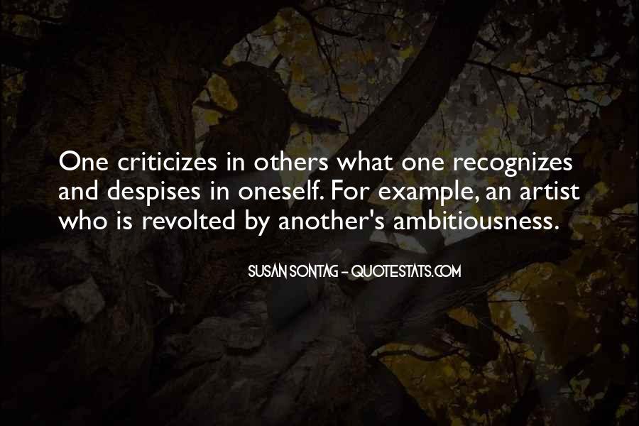 He Who Criticizes Quotes #203528