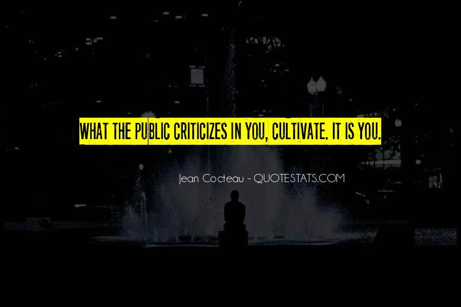 He Who Criticizes Quotes #697961