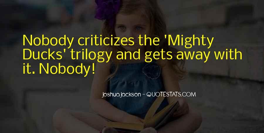 He Who Criticizes Quotes #717345