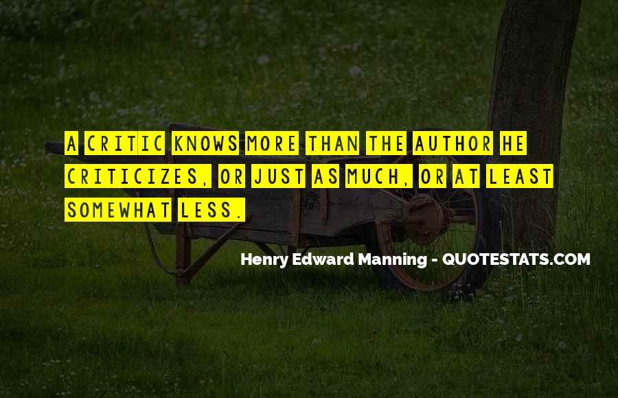 He Who Criticizes Quotes #949575