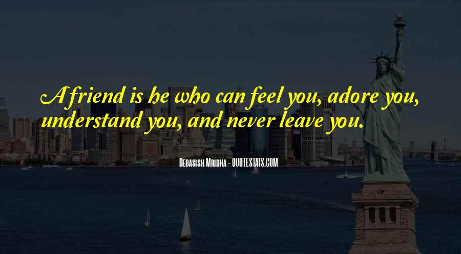 He'll Never Love You Quotes #182676