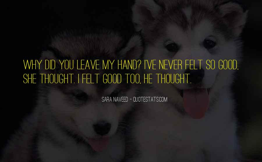 He'll Never Love You Quotes #302480