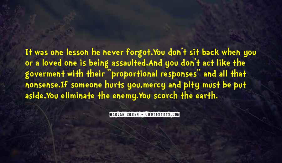 He'll Never Love You Quotes #351314