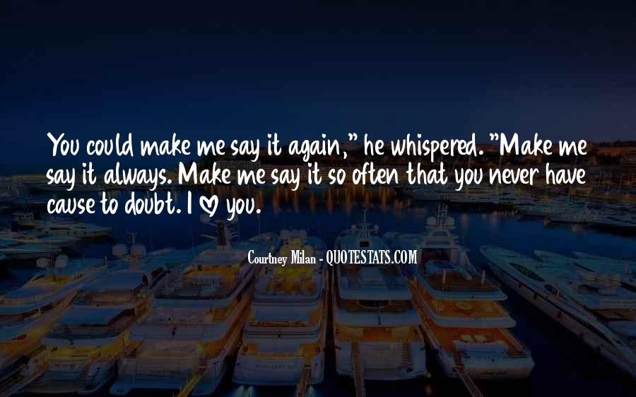 He'll Never Love You Quotes #376907