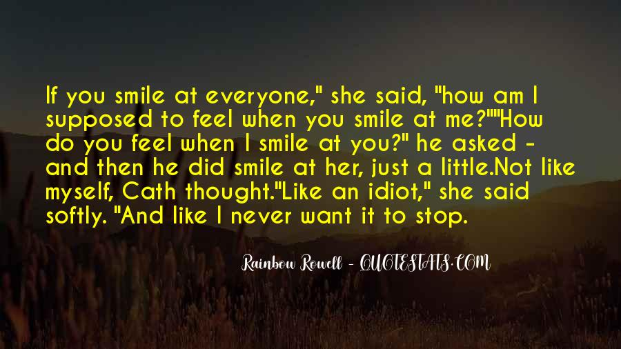 He'll Never Love You Quotes #447332