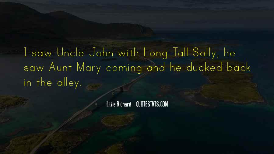 He's Coming Back Quotes #1112765