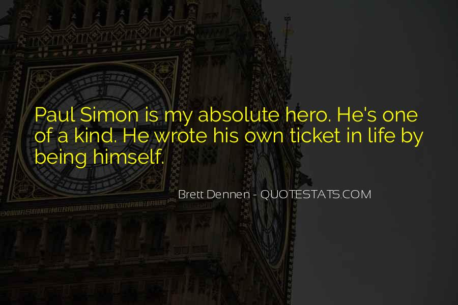 He's One Of A Kind Quotes #692725