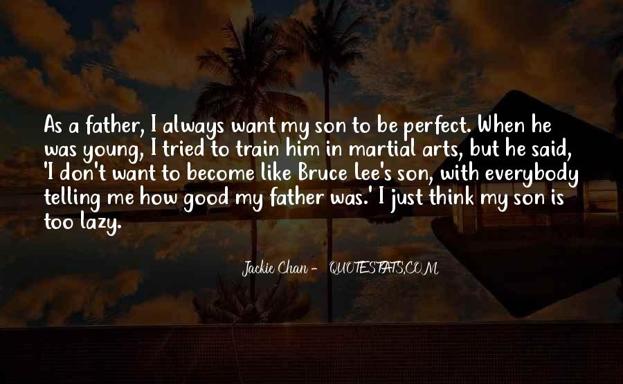 He's Too Perfect Quotes #1204575