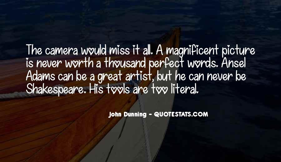 He's Too Perfect Quotes #1576305