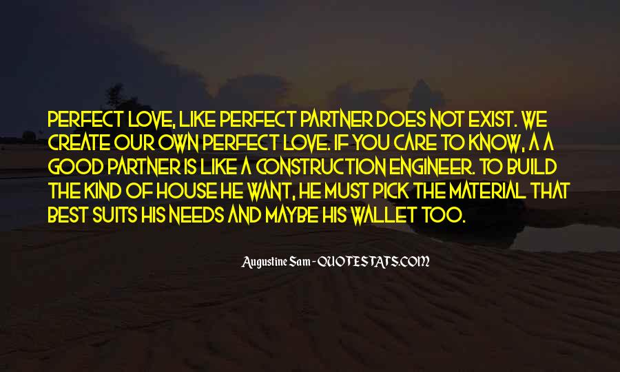 He's Too Perfect Quotes #425872