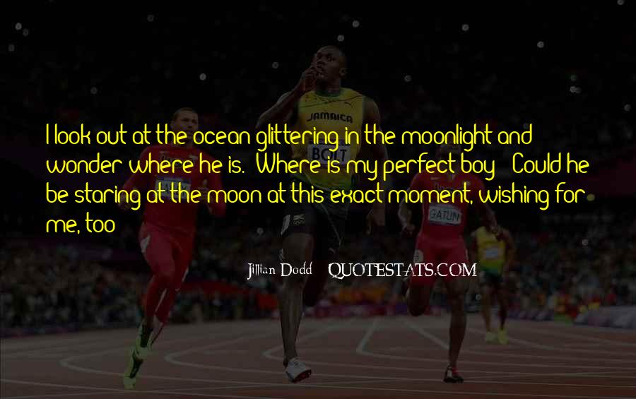 He's Too Perfect Quotes #704620