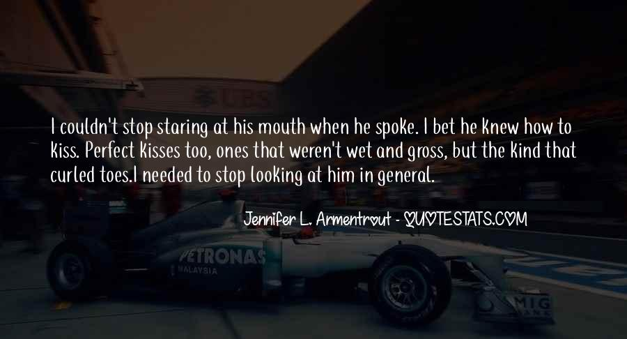 He's Too Perfect Quotes #738623