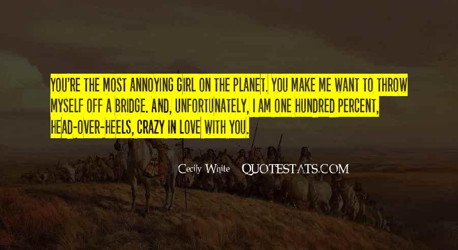 Top 52 Head Over Heels For You Quotes: Famous Quotes ...