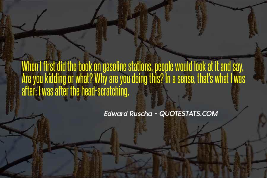 Head Scratching Quotes #549330