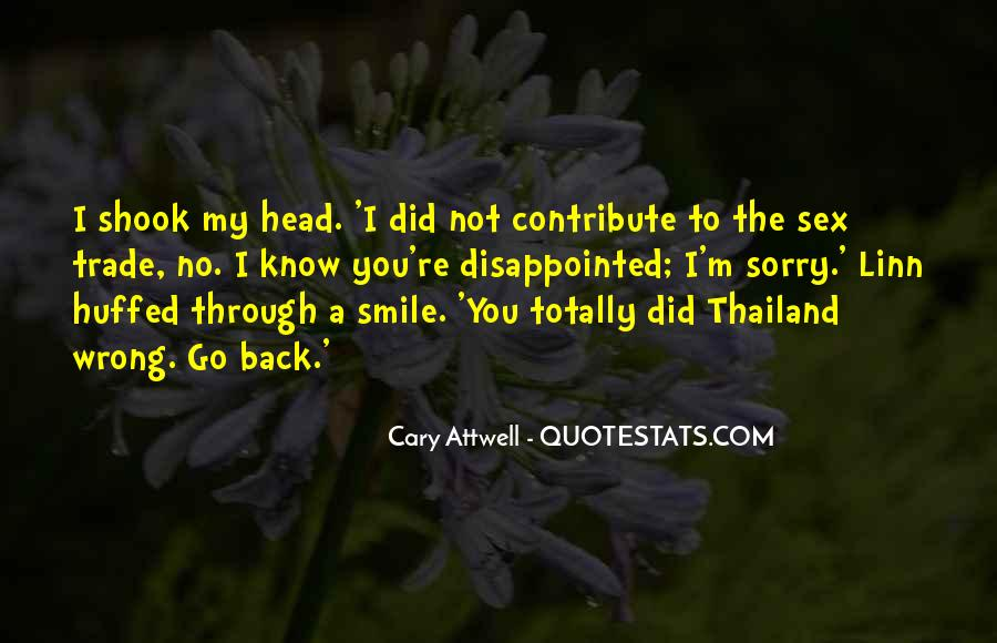 Head Up And Smile Quotes #350005
