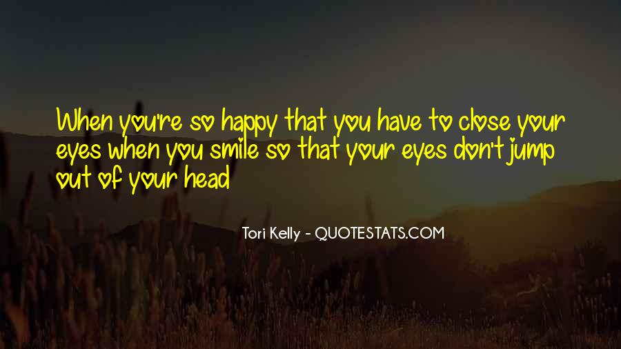 Head Up And Smile Quotes #53167