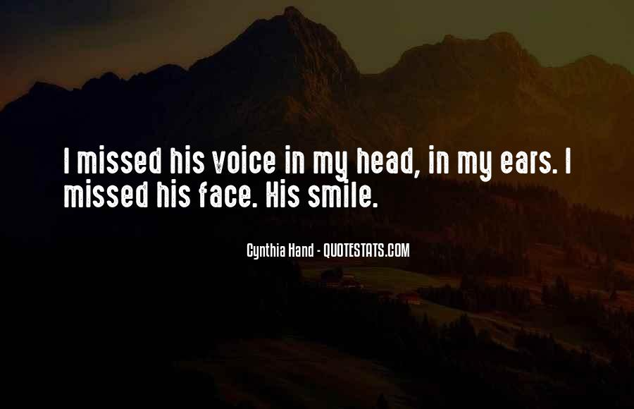 Head Up And Smile Quotes #664736