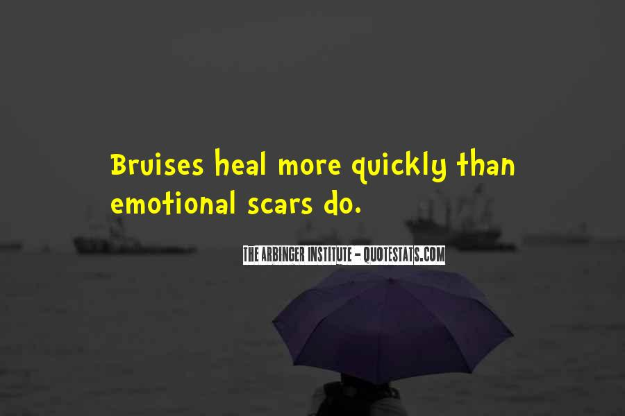Heal Quickly Quotes #129515