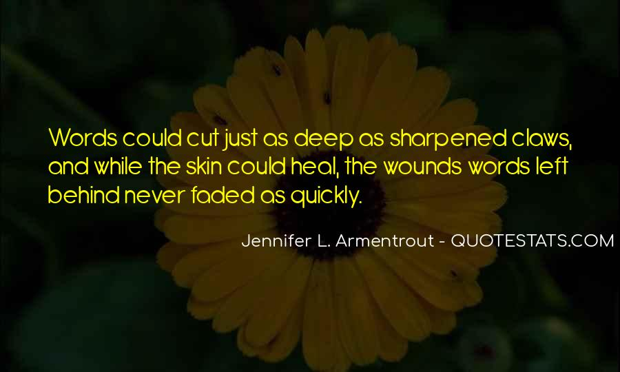 Heal Quickly Quotes #629217