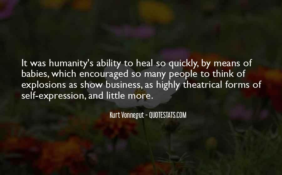Heal Quickly Quotes #655482