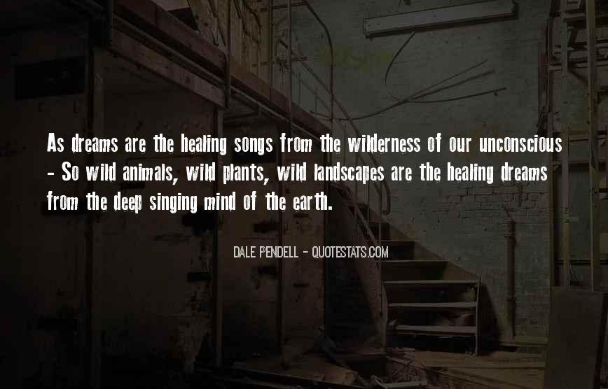 Healing Plants Quotes #1365707