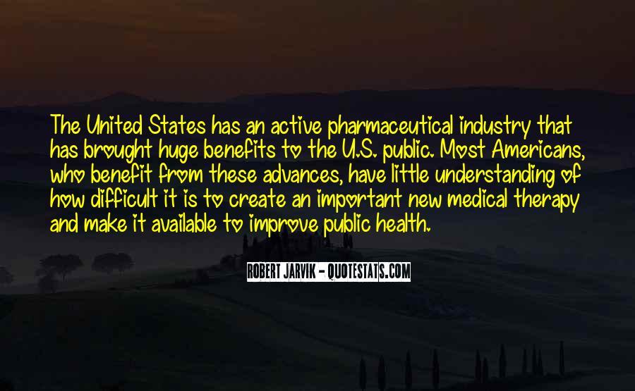 Health Benefit Quotes #1093556