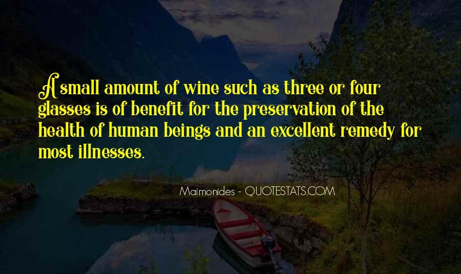 Health Benefit Quotes #130980