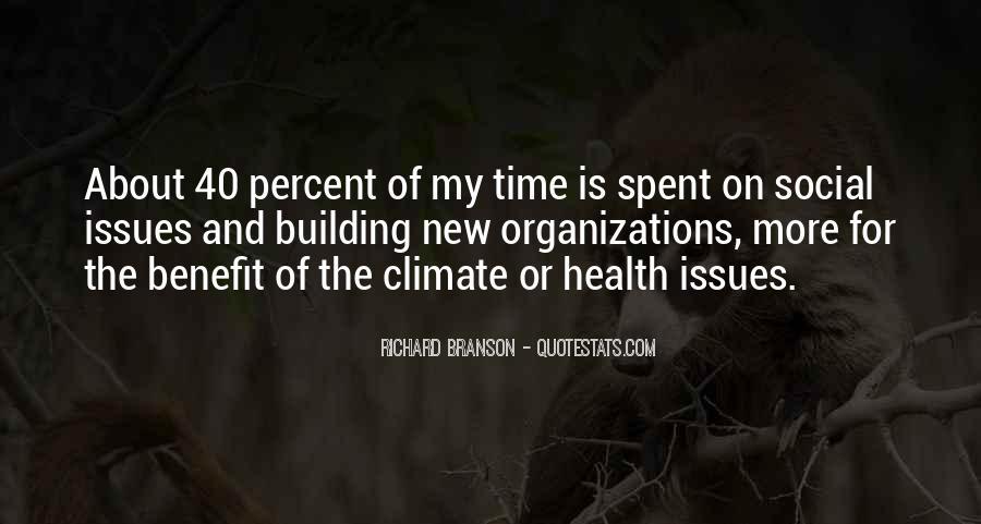 Health Benefit Quotes #1413283