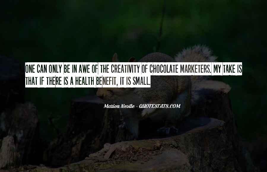 Health Benefit Quotes #1529169