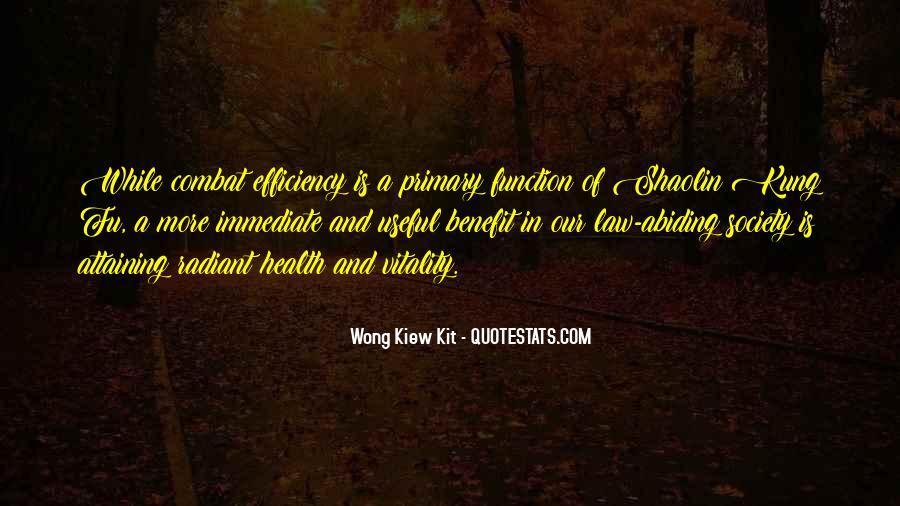 Health Benefit Quotes #1859876