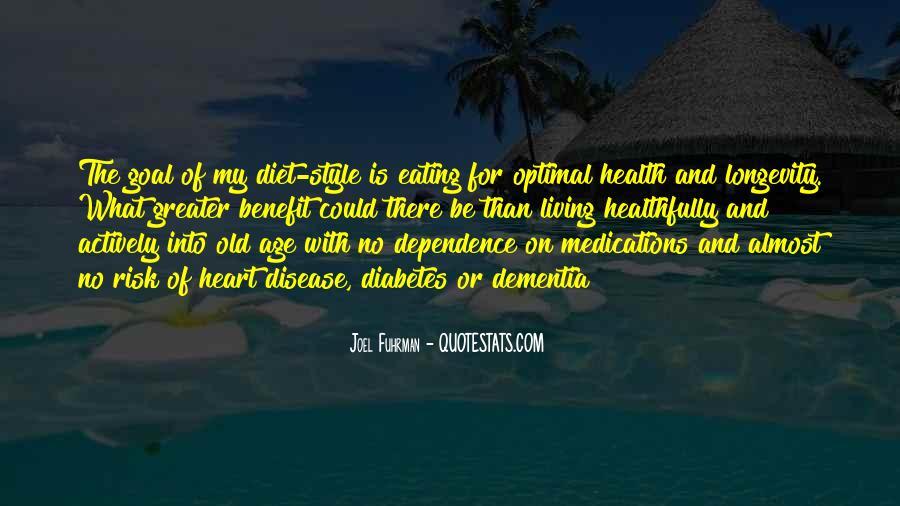 Health Benefit Quotes #547100