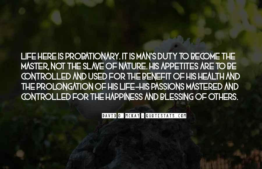 Health Benefit Quotes #781017
