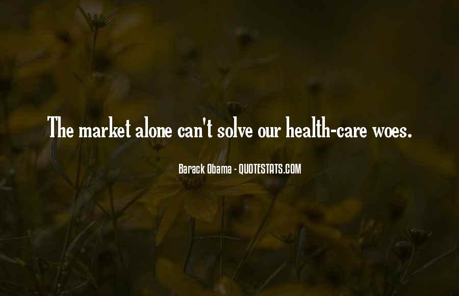 Health Market Quotes #233064
