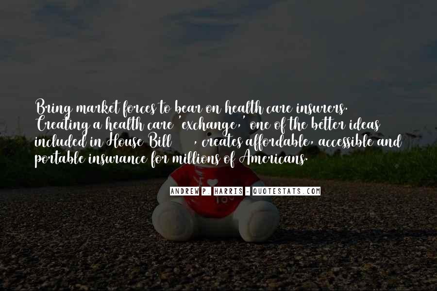 Health Market Quotes #437790
