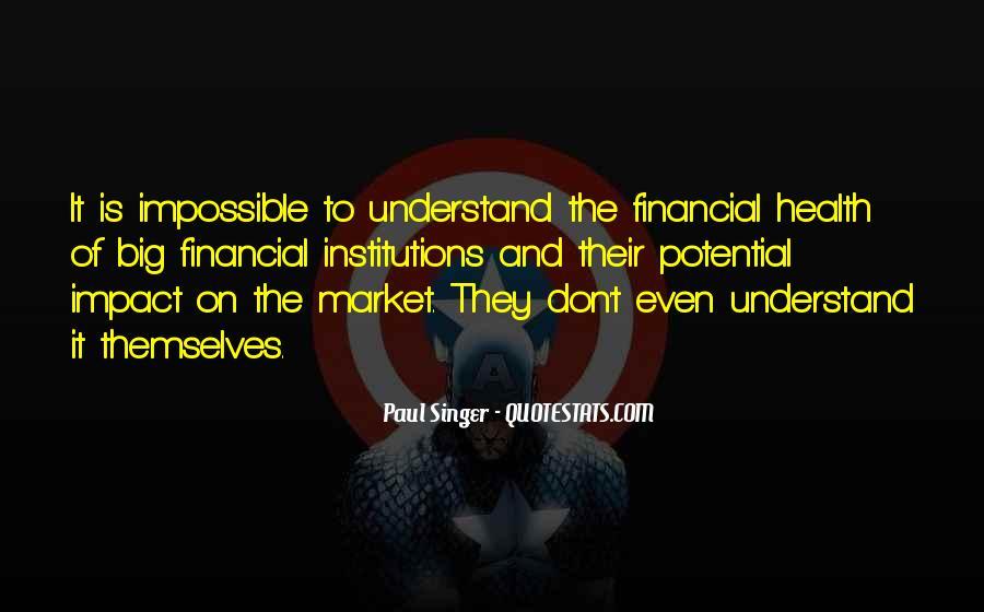 Health Market Quotes #558899