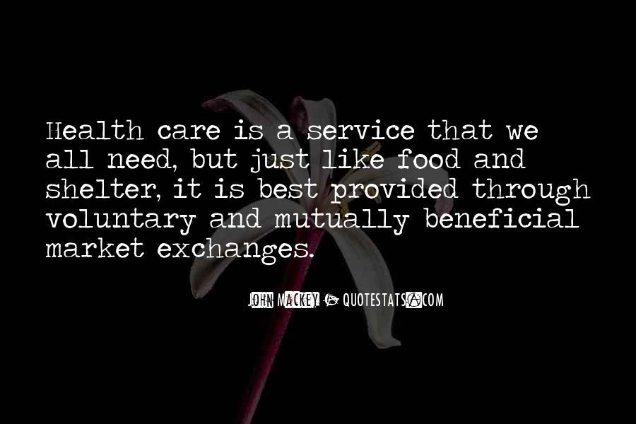 Health Market Quotes #605526
