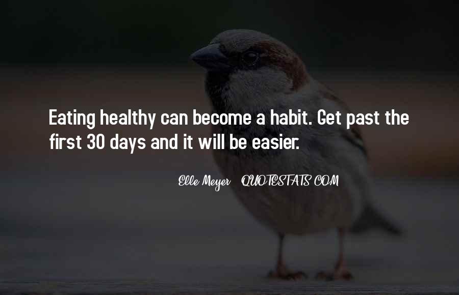 Healthy Recipes Quotes #1485067